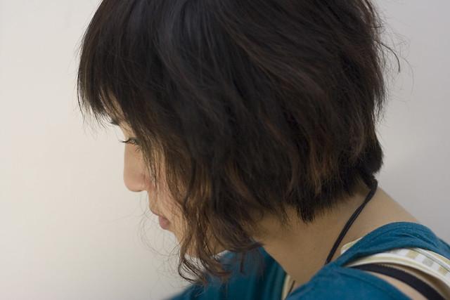 短髮 Short hair