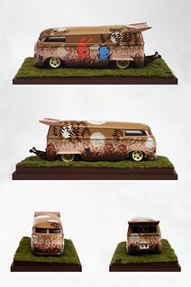 """""""Toys"""" - Noferin custom van"""