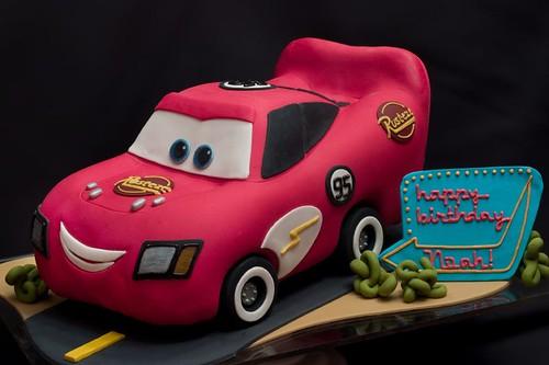 Lightning McQueen Cake | by studiocake