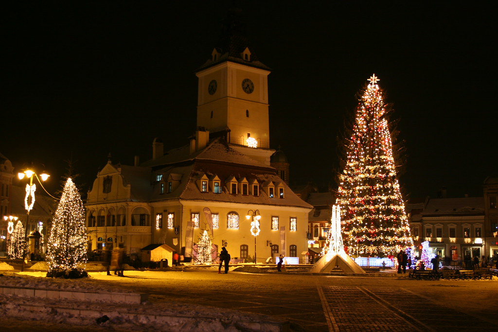 Christmas in Brasov