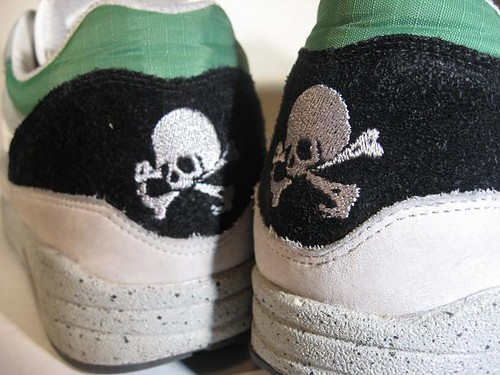 66ce087f92 Nike Air Max 1 Skull Pack   Green/Gray   FRANK MORELLI   Flickr