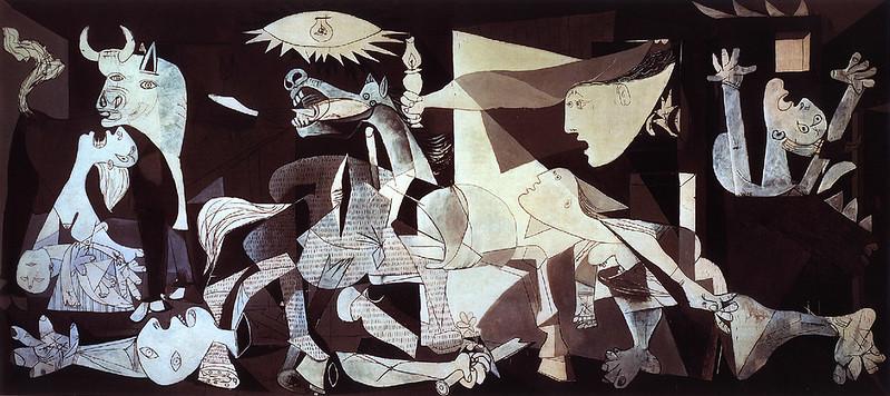 Unidad 2 | Pablo Picasso: Guernica (1937)