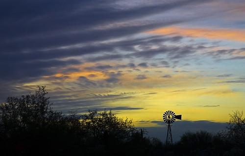 arizona southwest clouds skies tucson sunsets windmills deserts sonorandesert naturesfinest blueribbonwinner platinumphoto betterthangood theperfectphotographer
