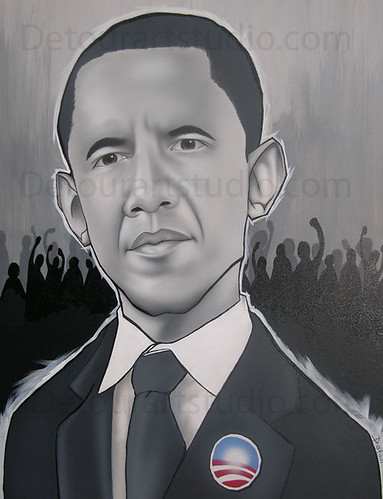 barack Obama Art | by bigtomisin