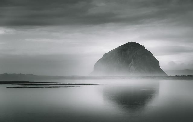 Morro Estuary - Duotone