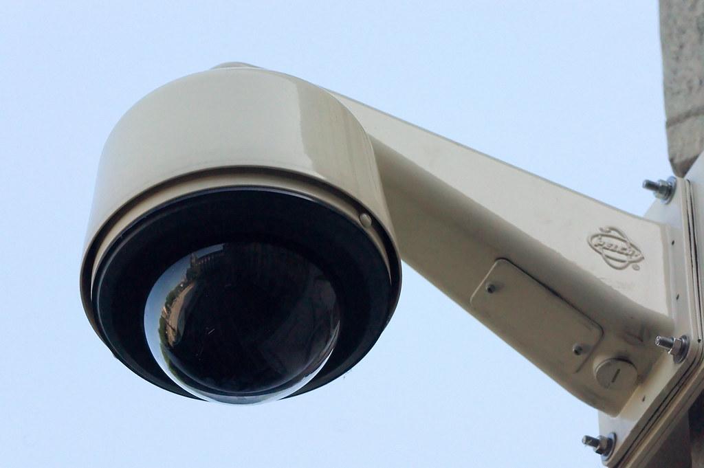 Caméra De Vidéosurveillance | By Zigazou76 Caméra De Vidéosurveillance | By  Zigazou76