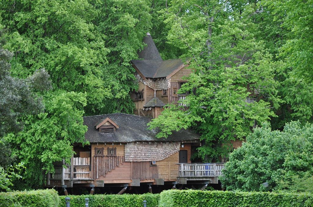 Alnwick Garden Treehouse Restaurant Nikond90fan Flickr