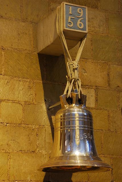 Bell in Seafarers' Chapel (1)