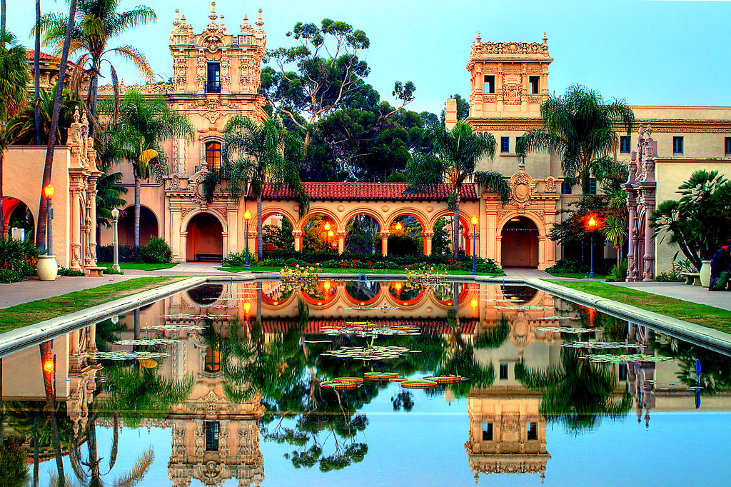 Balboa Park - San Diego, California | This is an HDR photo. … | Flickr