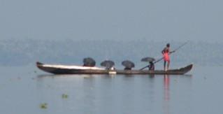 Kerala lake 01 | by michael clarke stuff