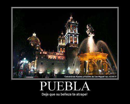 Puebla es Bella