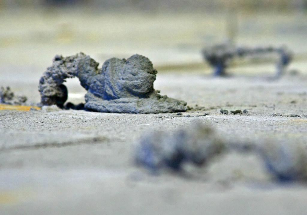 Concrete Staple Slugs
