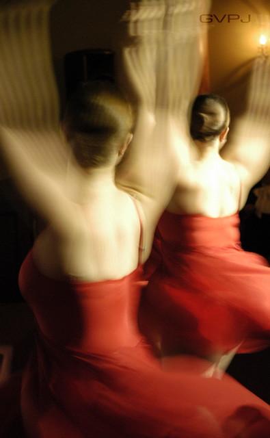 Apparitions of  Ballerina's