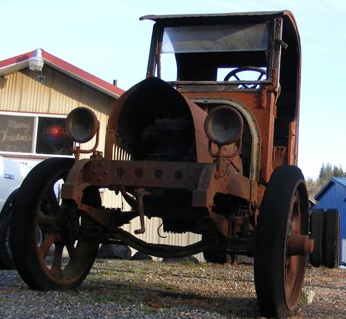 black truck vintage washington antique diamond wa washingtonstate 1924 kenworth blackdiamondwa 1924kenworthtruck washingtonblack vikisuzan permissionrequiredtousephotos
