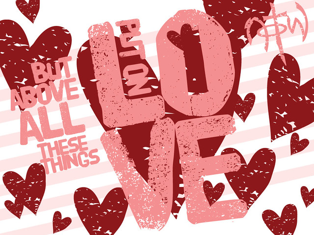 ... Put on Love NOTW Wallpaper | by officialnotw