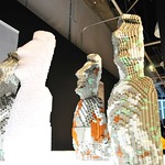 PIECE of PEACE TOKYO レゴで作った世界遺産展Part2 モアイ像_02