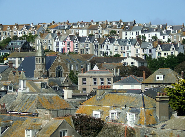 Pink House, St. Ives