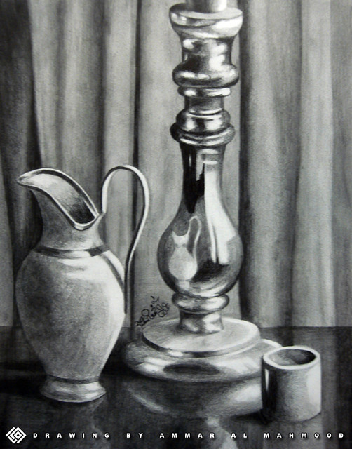 Hs Art 2 Part 2 Observational Drawing Shapes To Forms Shading Techniques Lessons Tes Teach