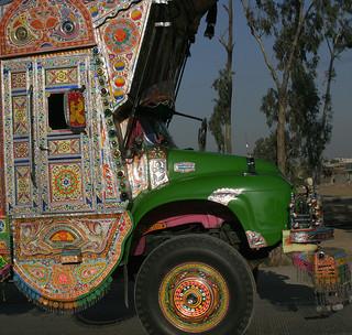 Luxurious Lorries
