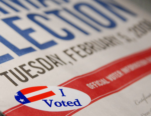Day 36/366.....I Voted | by Denise Cross
