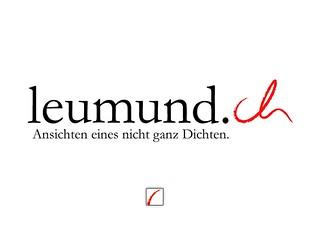 LeuMund Logo Handwriting