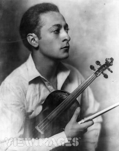 American violinist Jascha Heifetz la Jul 1928 | www youtube