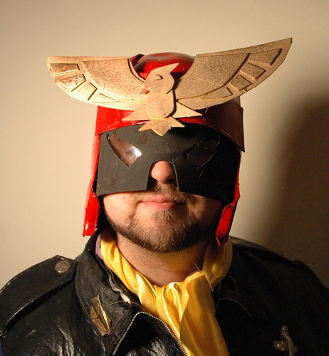 Captain Falcon's Helmet | by Jared Axelrod