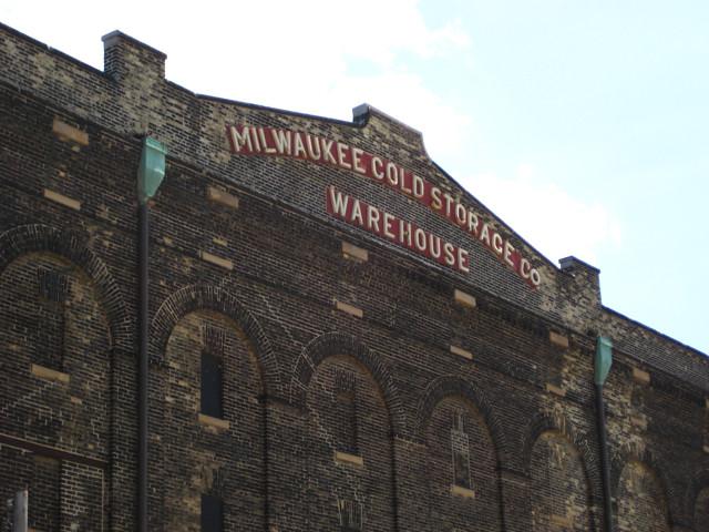 Milwaukee Cold Storage Co. Warehouse