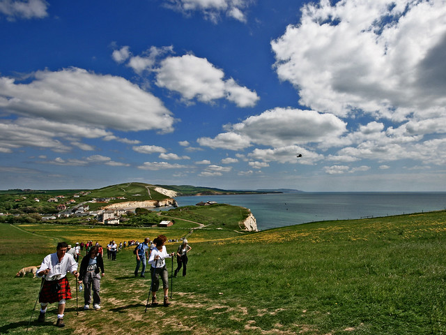 Walk the Wight #1 - Freshwater Bay