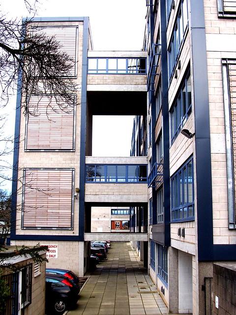 Ingledew Court Entrance II