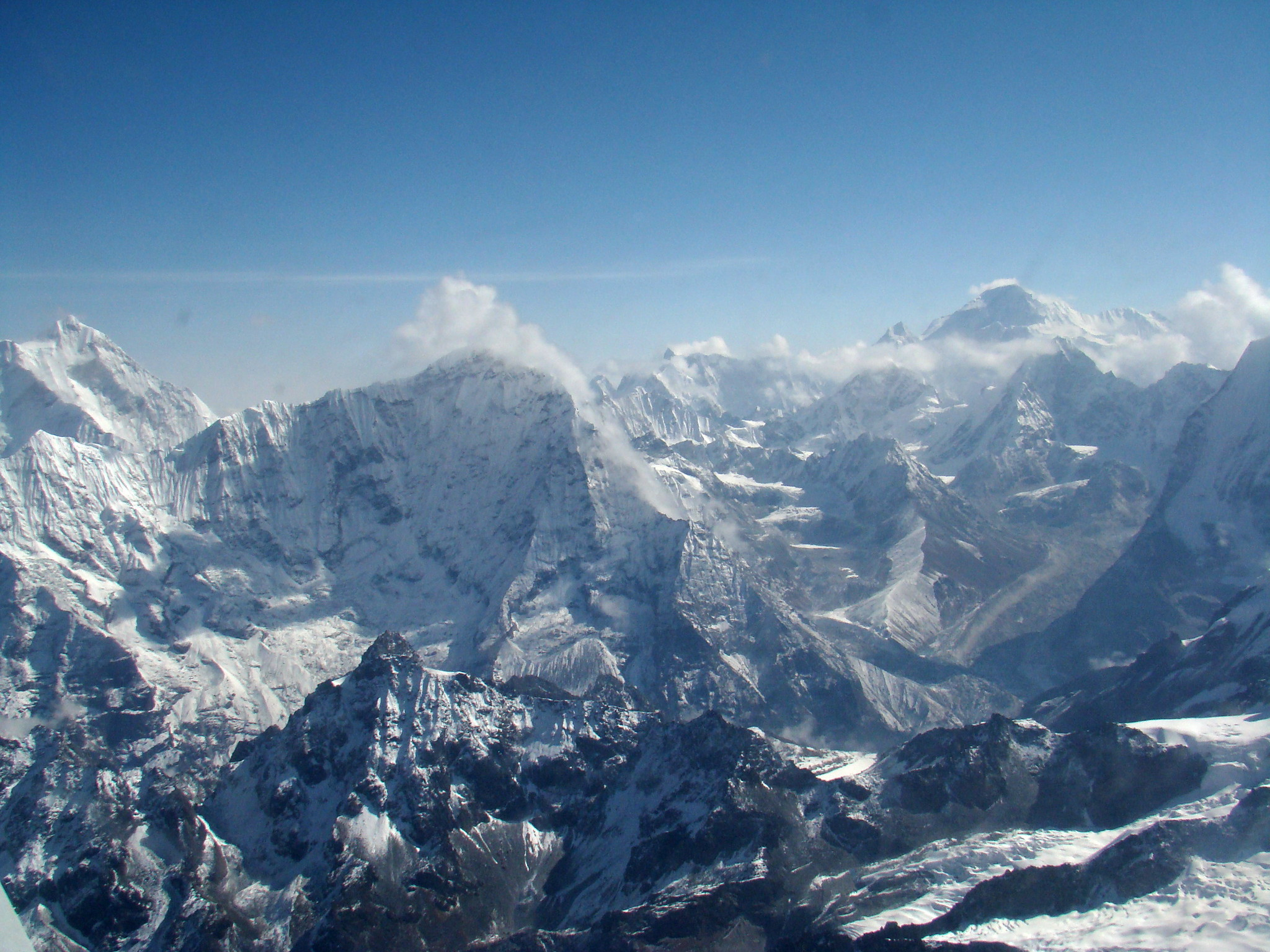 Vuelo al Everest Himalaya Nepal Butan