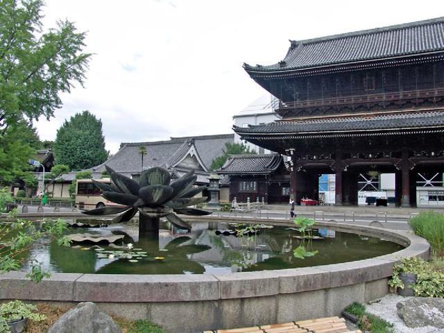 東本願寺 Higashi-Honganji 6