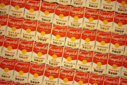 200 Campbell's Soup Cans | by THEfunkyman