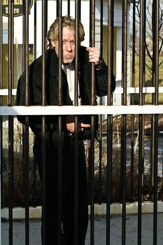 Pauls in jail | by Valerie Everett