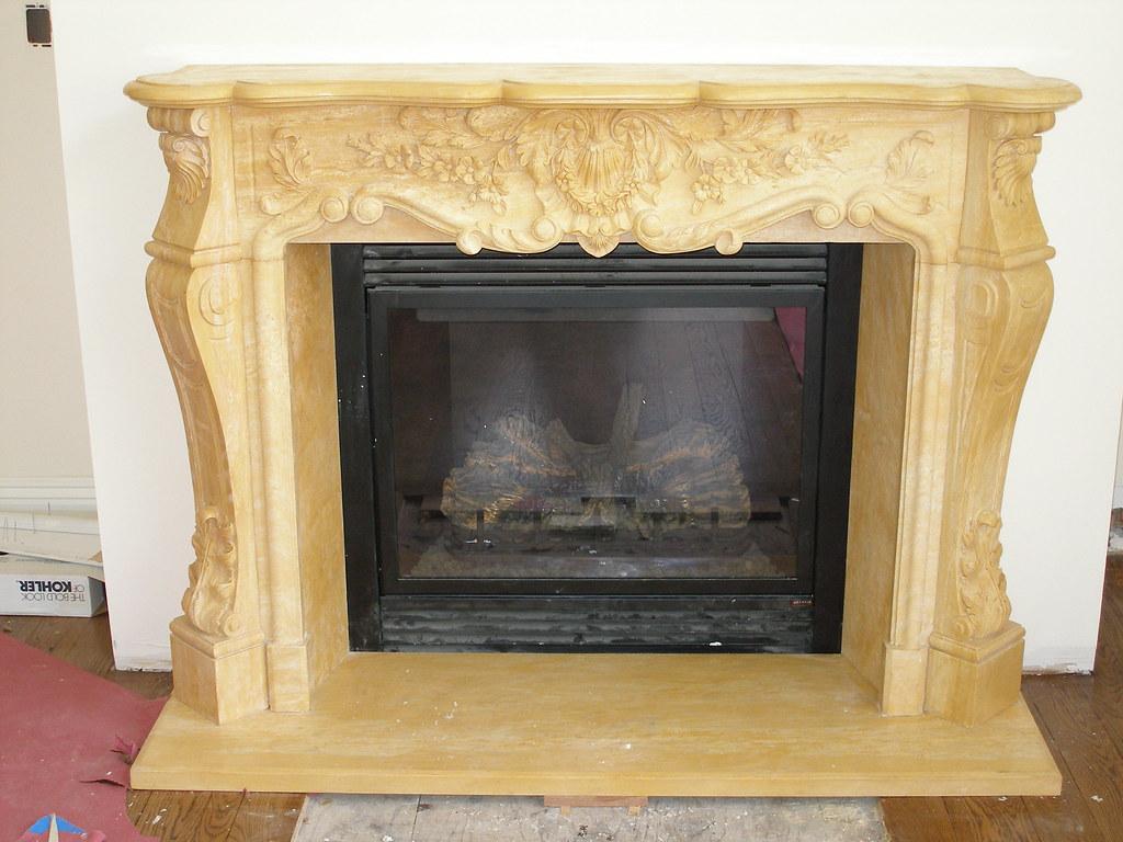 Brilliant Stone Fireplace Mantel Installation Artstone Fireplace Man Download Free Architecture Designs Ogrambritishbridgeorg