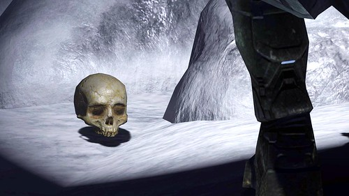 Halo 3: Mythic Skull | by commorancy