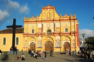 Cathedral San Cristobal de Las Casas Chiapas | by Richard Weil