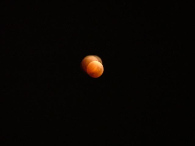 Lune mouvante