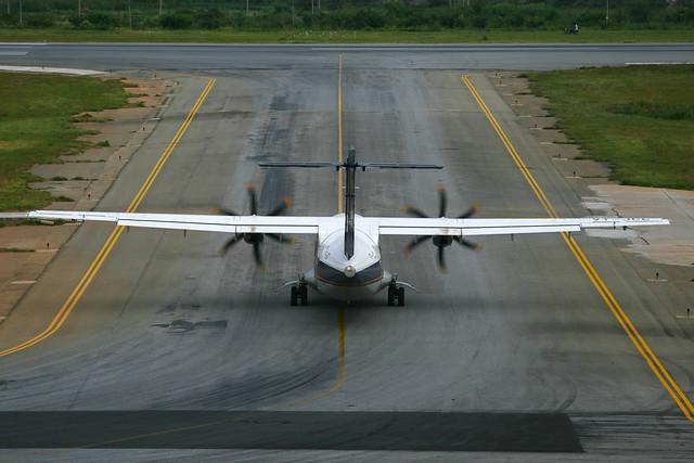 Jet Airways ATR72 VT-JCC