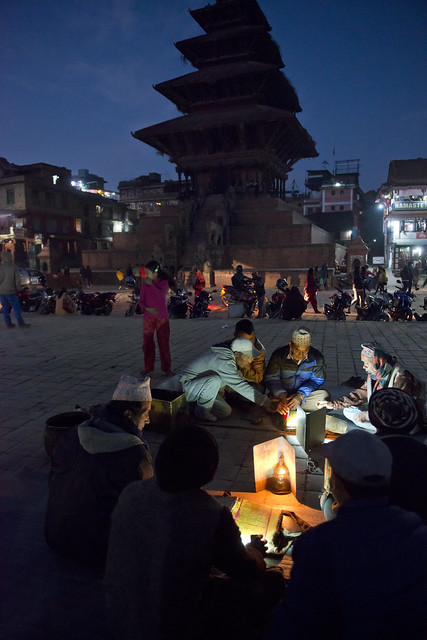 NPL - Bhaktapur - Taumadhi Square 020