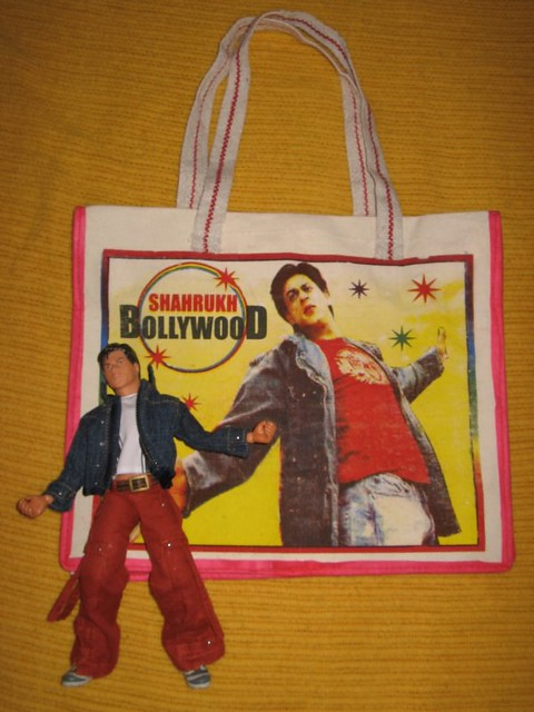Shah Rukh and my Bollywood bag