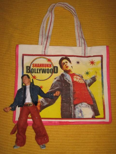 Shah Rukh and my Bollywood bag