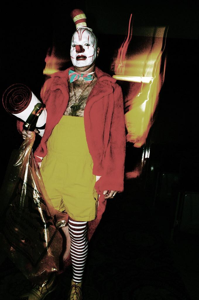 Clown porno