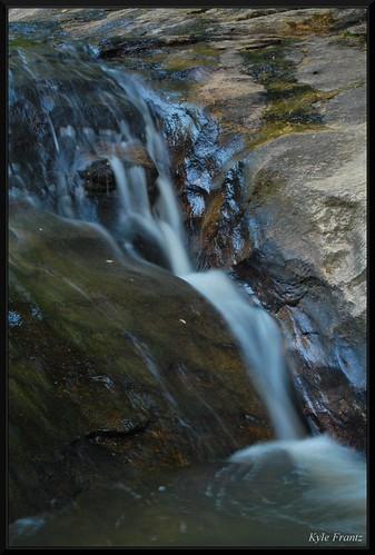 water rock creek nikon d40