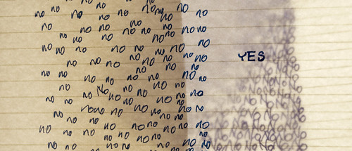 yes and no | by *_Abhi_*