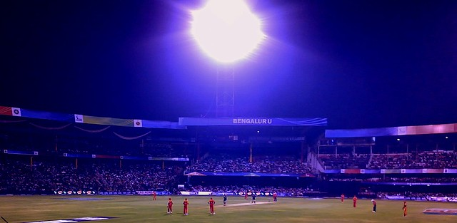 IPL T20 Inaugural Match --- Bangalore Royal Challengers vs Kolkata Knight Riders