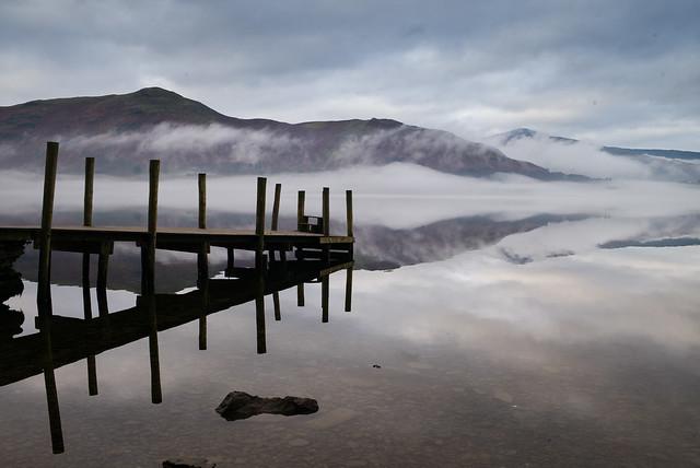 Derwent Water, Lake District, England