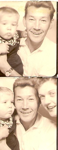 FOTO BOOTH SHOTS 1958