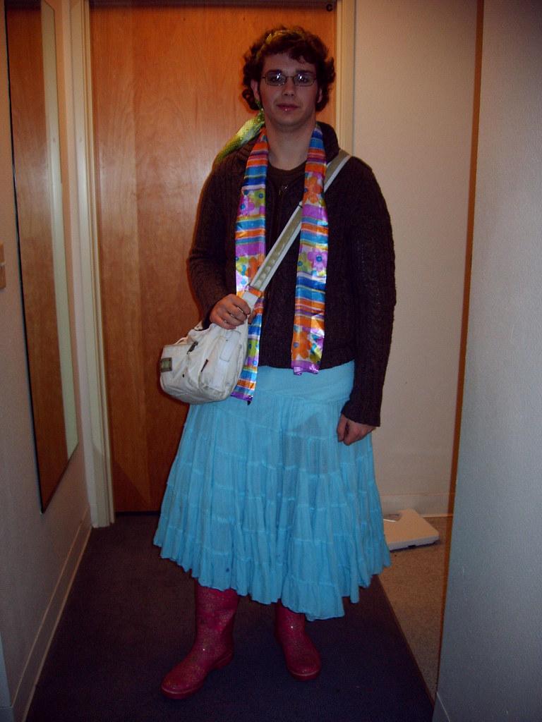 Crossdressing At Xanderu0027s Halloween Party | Matt | Flickr