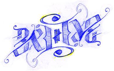 Ambigram-Believe   by Duncan Creamer